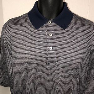 Ralph Lauren Polo Golf Geometric Polo Shirt XL